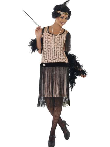 1920`er Damenkleid Coco