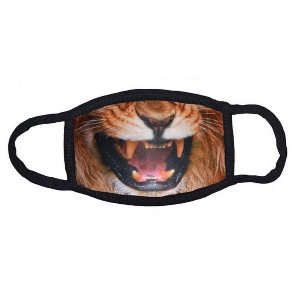 Stoffmaske Löwe ohne Filter