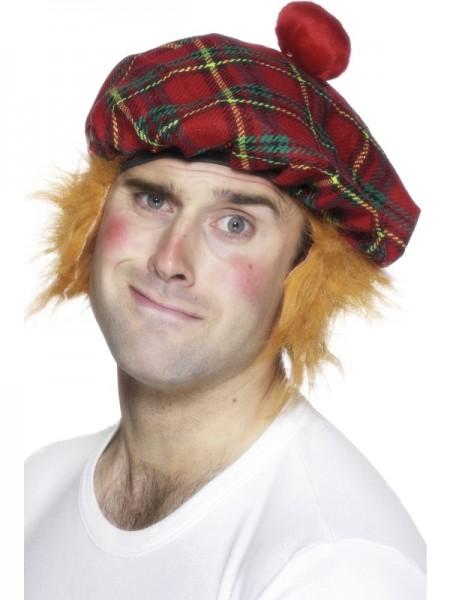 Schotten-Mütze