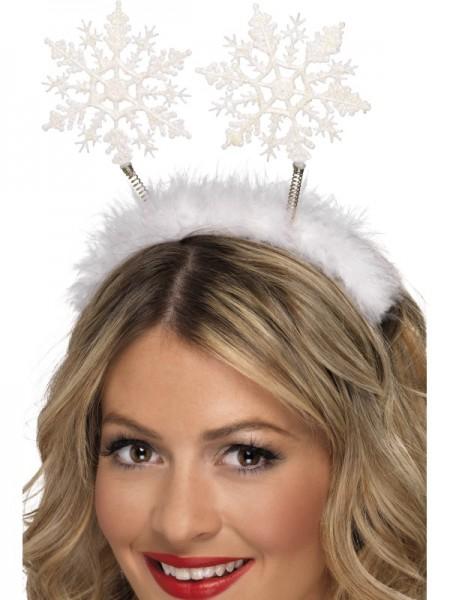 Schneeflöckchen Haarreif