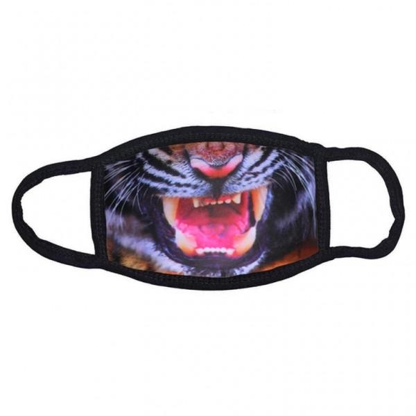 Stoffmaske Tiger ohne Filter