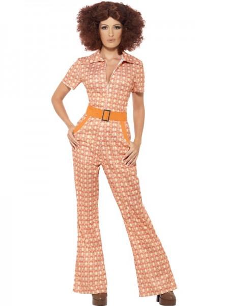 70er Damen Overall