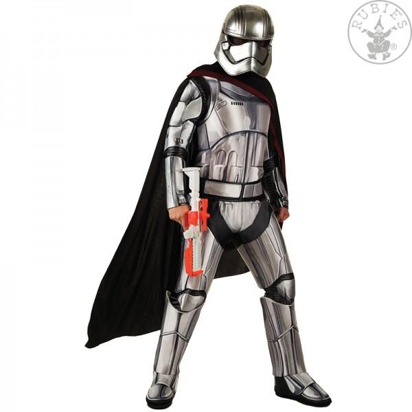 Star Wars Kostüm Capitain Phasma, Deluxe-Ausführung
