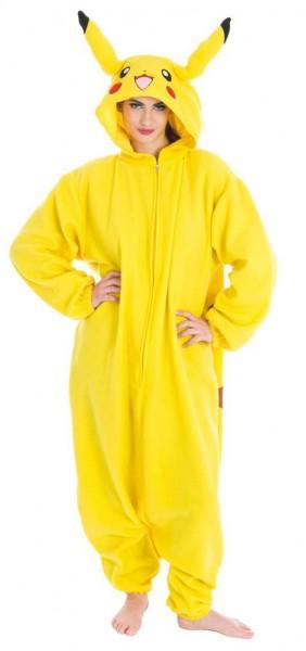 Pikachu Kostüm, Einheitsgrösse