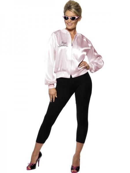Kostüm Damenjacke Fifties, pink