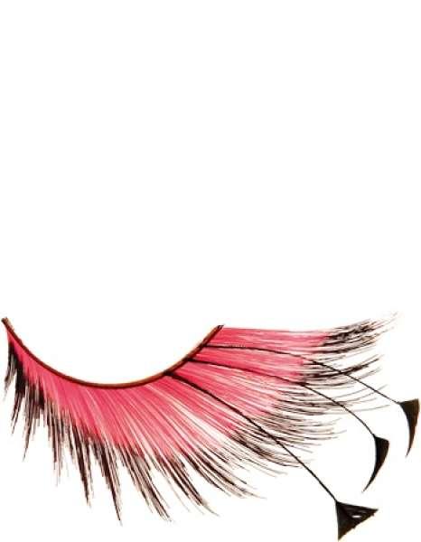 Kryolan Wimpern `Showgirl` pink
