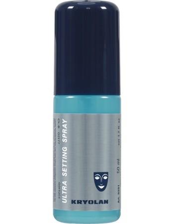 Kryolan Ultra Setting Fixierspray, 50 ml