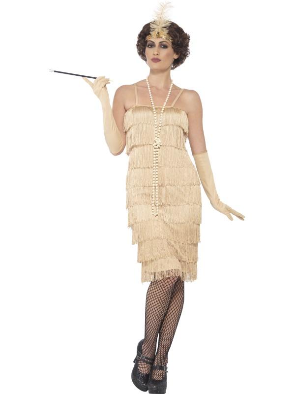 Damen Kleider 20er Jahre Cocktailkleid