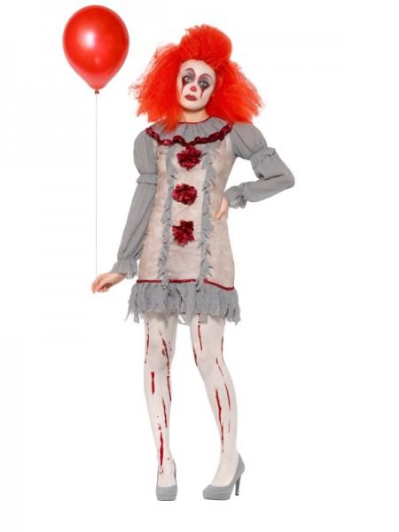 Kostüm Vintage Lady Clown
