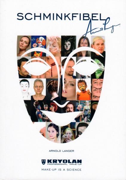 Buch: Kryolan Theater-Schminkfibel