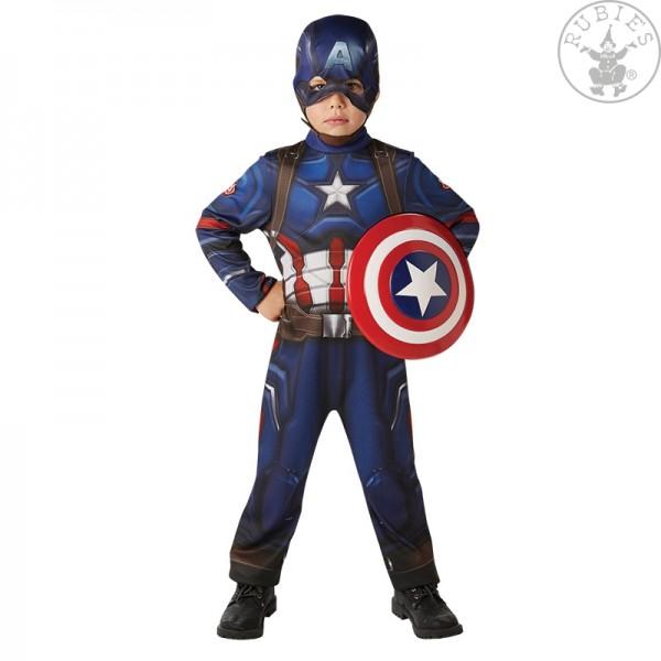 Kinderkostüm Captain America Civil War Classic--Ausführung