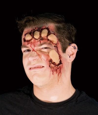 Gummiteil Das handliche Gesicht