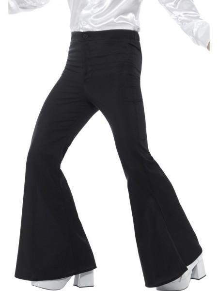 Hippie Hosen für Männer in schwarz